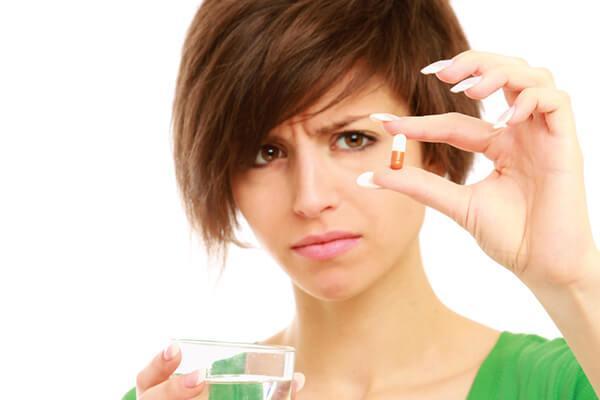 «Действие таблеток от кашля»